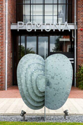 SVRZ Pomona gebouw
