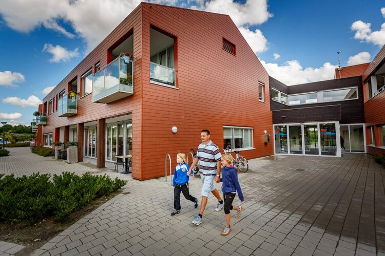 SVRZ Poelwijck gebouw