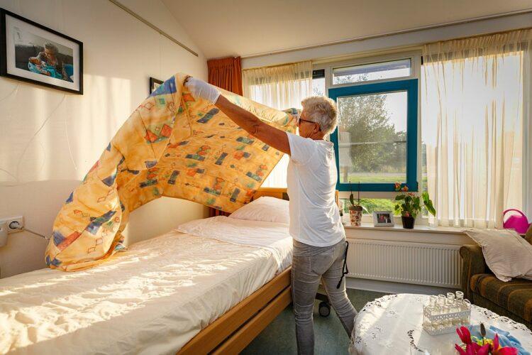SVRZ Maartenshof slaapkamer