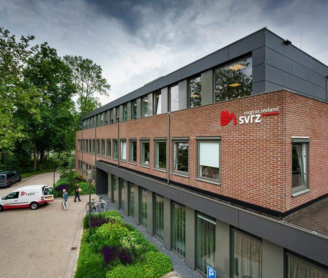 SVRZ Servicecentrum gebouw