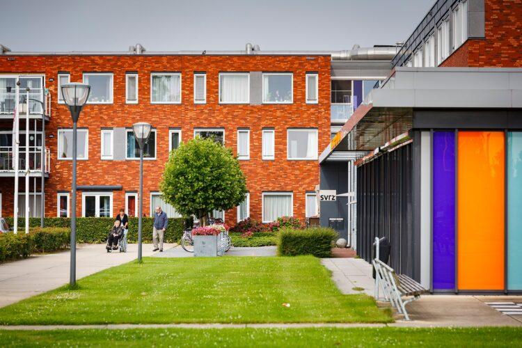 SVRZ de Molenhof gebouw