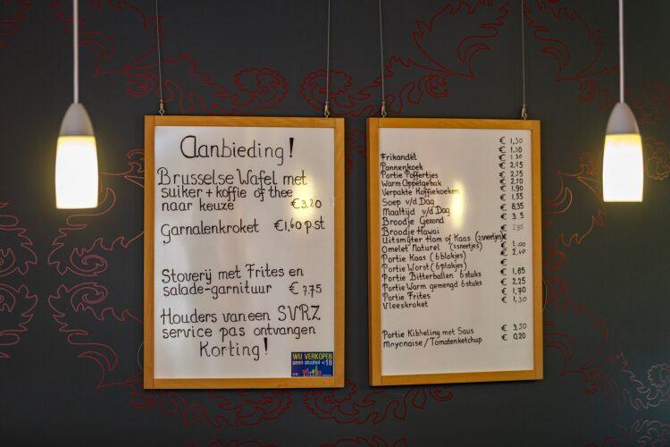 SVRZ de Molenhof restaurant