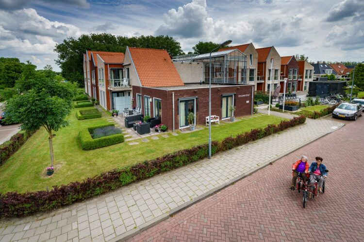 SVRZ Brouwershof woningen