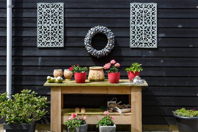 SVRZ Brouwershof tuin