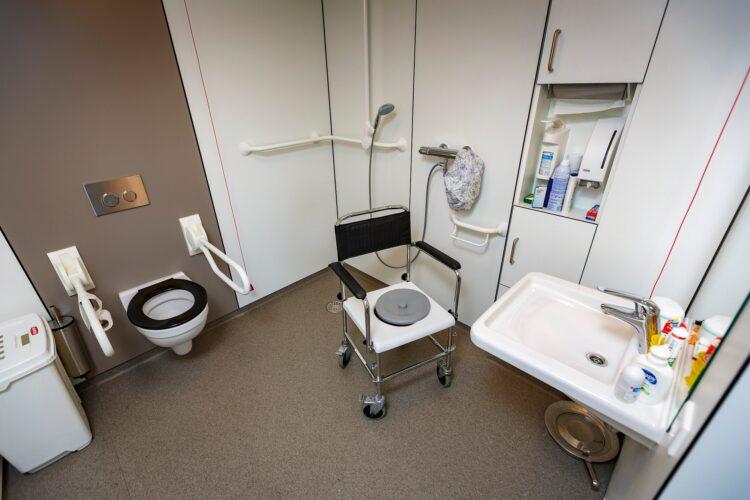 SVRZ de Kraayert badkamer