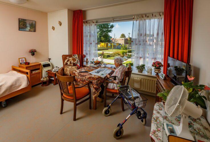 SVRZ de Kraayert appartement