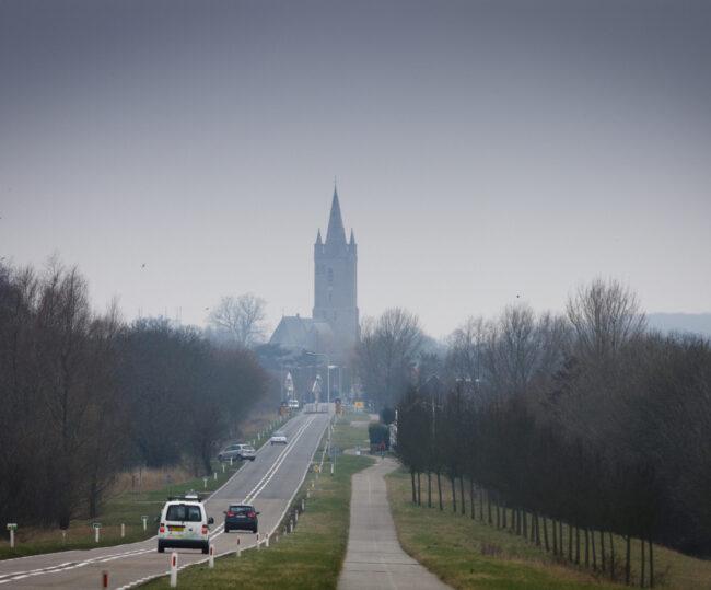 SVRZ Landschap Kapelle Zeeland