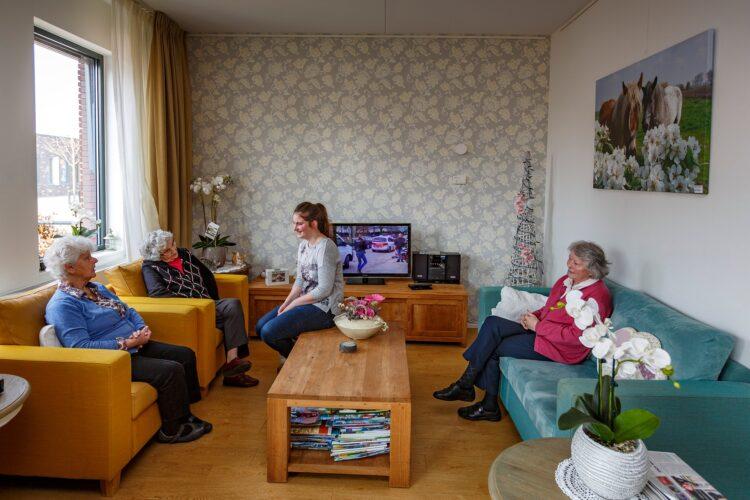 SVRZ Nieuwsande huiskamer