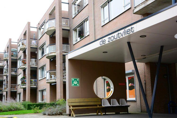 SVRZ de Zoutvliet gebouw