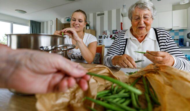 SVRZ de Kraayert keuken