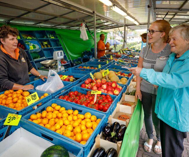 SVRZ de Kraayert markt