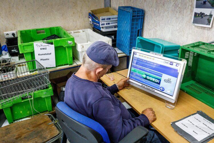 SVRZ Ter Poorteweg computer
