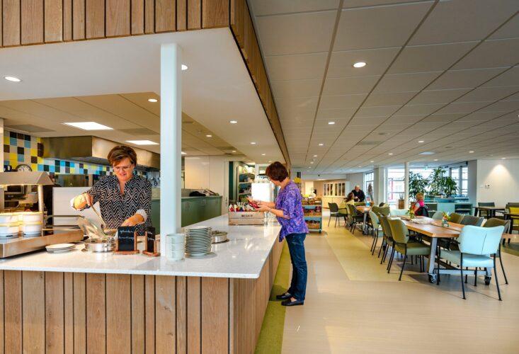 SVRZ Ten Anker restaurant