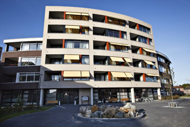 SVRZ Dalemhof gebouw