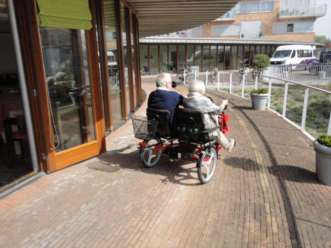 SVRZ duofiets 't Gasthuis