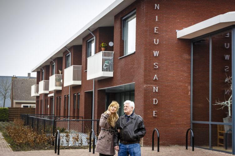 SVRZ Nieuwsande gebouw
