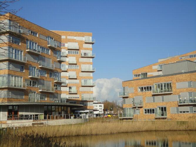 SVRZ Erasmuspark gebouw