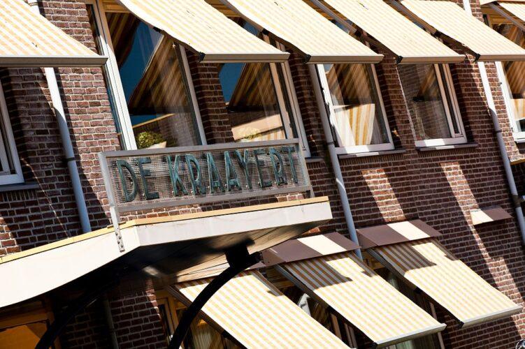 SVRZ de Kraayert gebouw