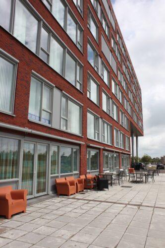 SVRZ Maxima gebouw