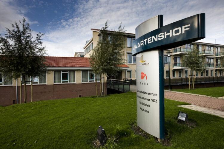 SVRZ Maartenshof gebouw