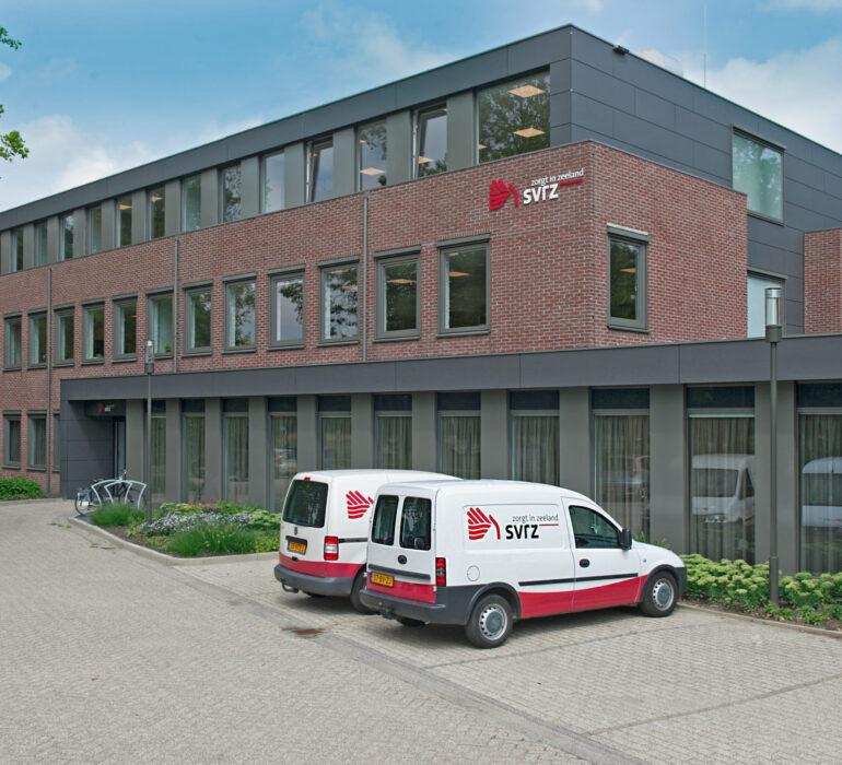 SVRZ Servicecentrum hoofdkantoor