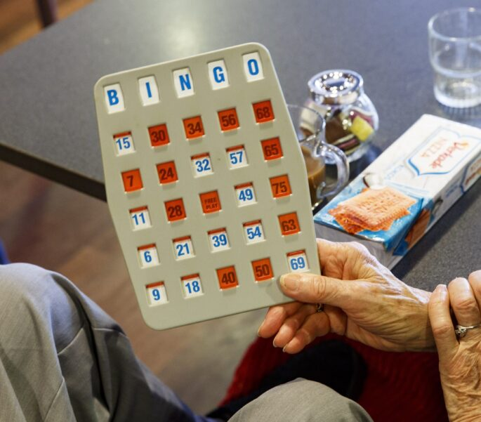 SVRZ Bingo
