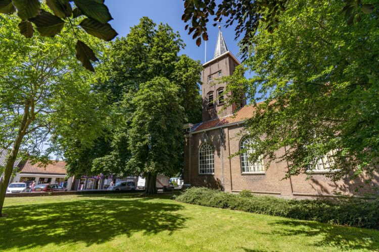 SVRZ kerk Heinkenzand