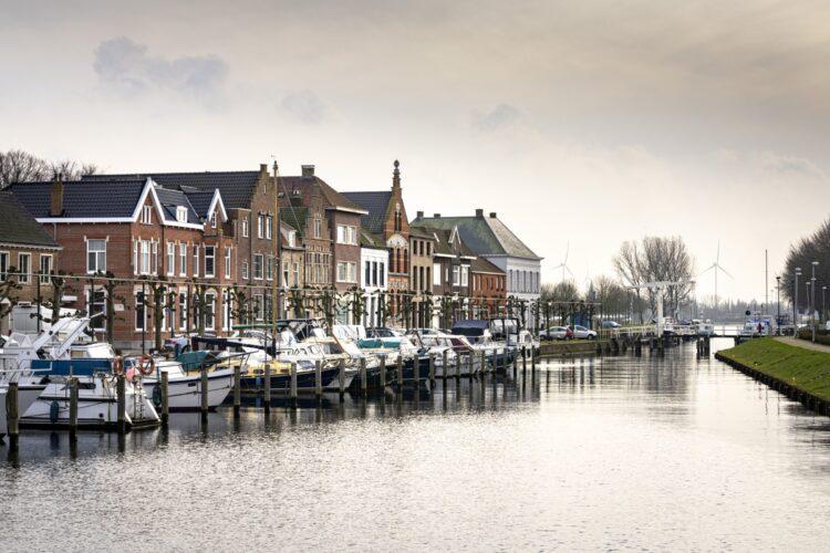 SVRZ Sas van Gent haven