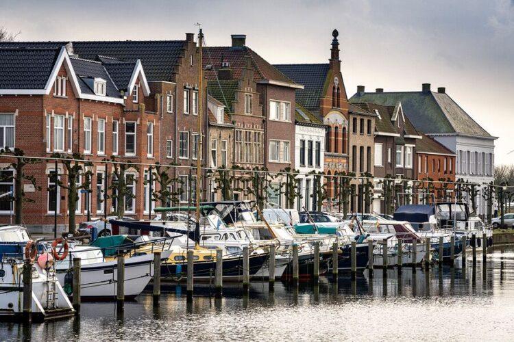 Sas Van Gent haven SVRZ