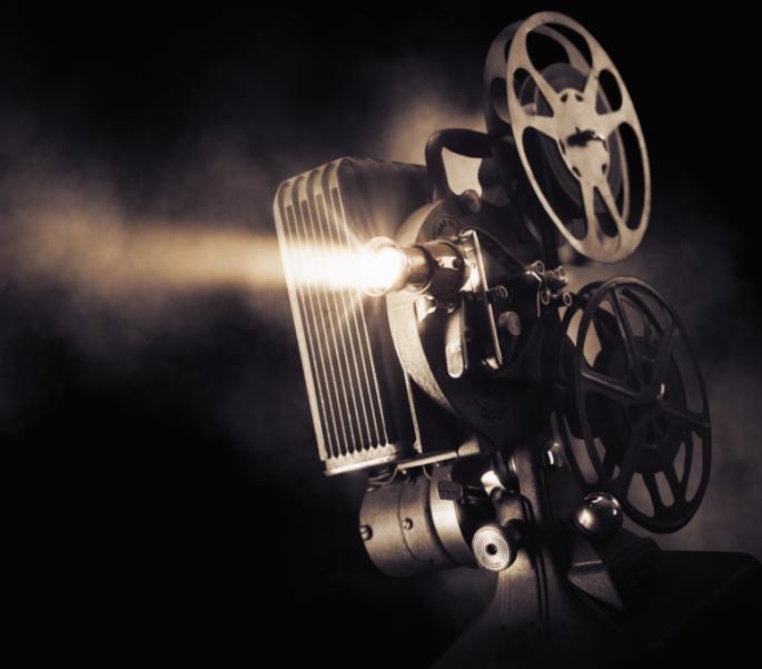 SVRZ Film oude filmapparatuur