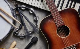 Muziekinstrumenten SVRZ