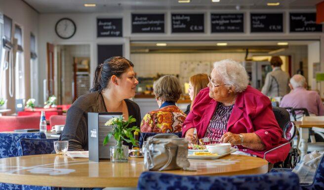 SVRZ Gasthuis restaurant