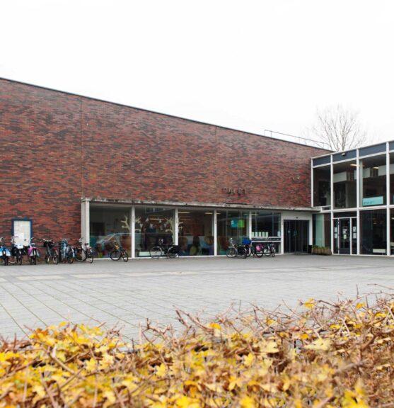 SVRZ Palet gebouw