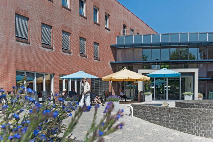 SVRZ Gasthuis gebouw
