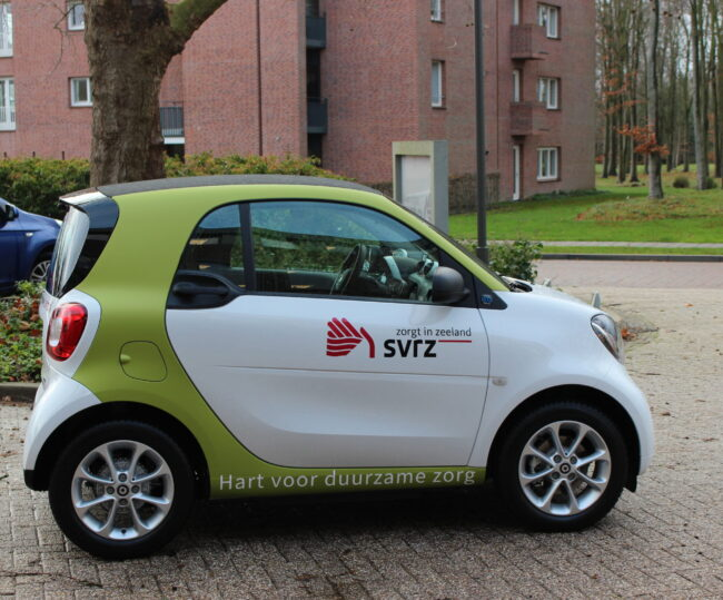 Elektrische SVRZ Smart