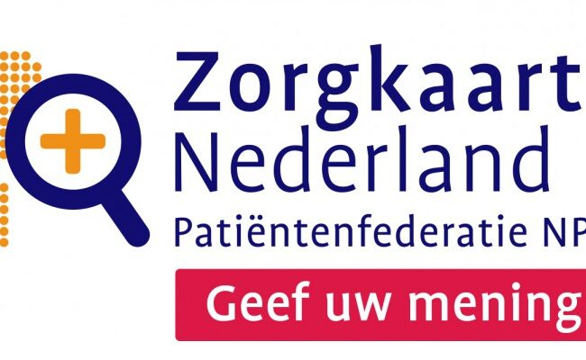 SVRZ Zorgkaart Nederland