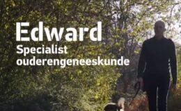 Specialist ouderengeneeskunde Edward Klunhaar SVRZ