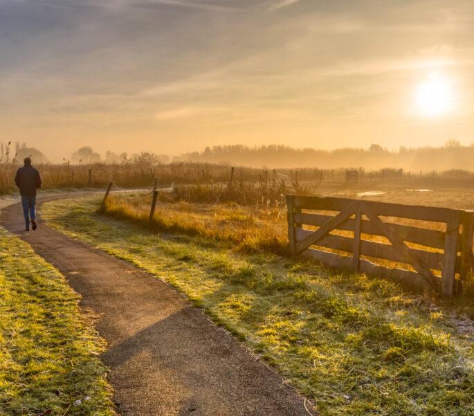 SVRZ wandeling jonge mensen met demensie