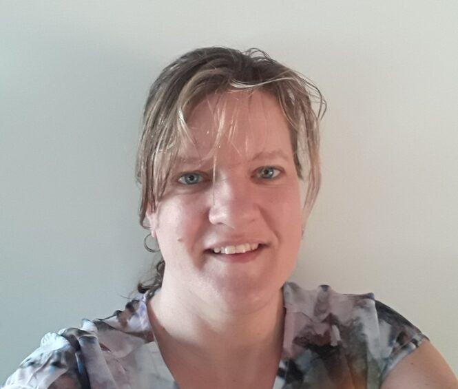 Mariet de Landmeter - zorgmedewerker