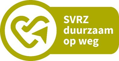 SVRZ duurzaam op weg logo