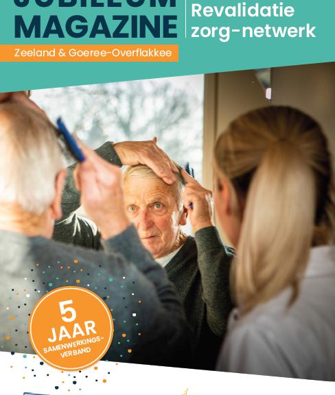 GRZ Netwerk Jubileummagazine cover
