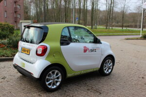 Elektrische auto smart